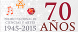 Premio Nacional de Ciencias y Artes 2015