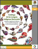 catalogo de lenguas indigenas