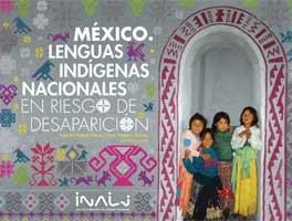 Libro Lenguas indígenas nacionales en riesgo de desaparición