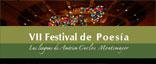 """VII Festival de Poesía: Las Lenguas de América Carlos Montemayor"""" title="""
