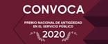 Convocatoria Premio de antigüedad 2020.
