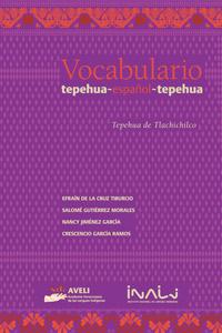 Vocabulario Tepehua